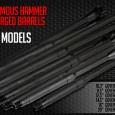 Madbull Airsoft ya tiene disponibles los cañones externos réplica de Daniel Defense, con todas las licencias y fabricados completamente en acero, nada del aluminio. Vamos a repasar los detalles.