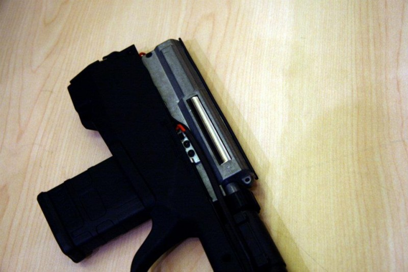 Magpul PDR ARES Gearbox Detail