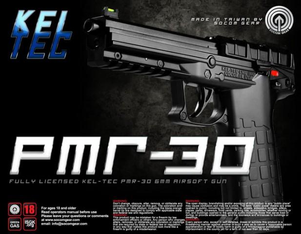 SOCOM Gear Kel Tec PMR 30