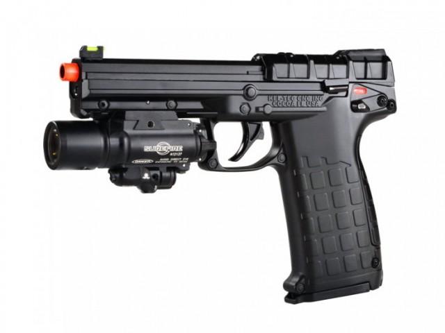 SOCOM Gear Kel Tec PMR 30 with flashlight