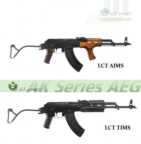 LCT AIMS TIMS AEG AK