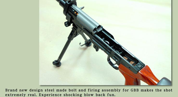 Real Sword SVD GBB Bolt