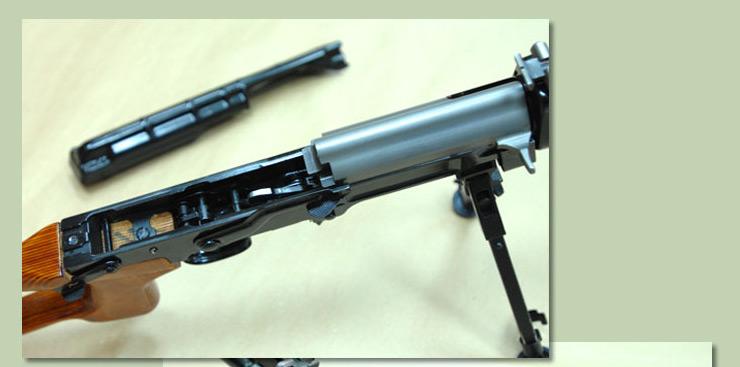 Real Sword SVD GBB Trigger set