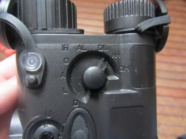 Review Element An-Peq 16A black Selector