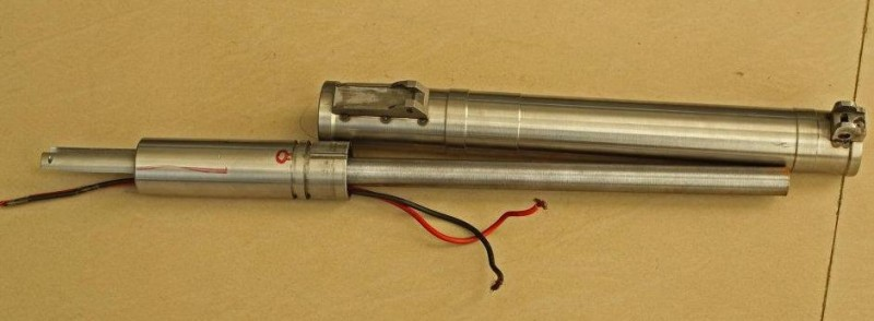 Zeta-Lab AS VAl VSS 2 pieces Outer Barrel