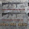 Un nuevo fabricante de marcadoras AEG entra al mercado. Se trata de DYTAC, quien hará su debut con varias versiones del omnipresente rifle M4.