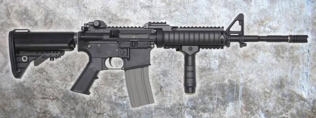 DYTAC Combat Series M4A1 14.5 AEG RAS II