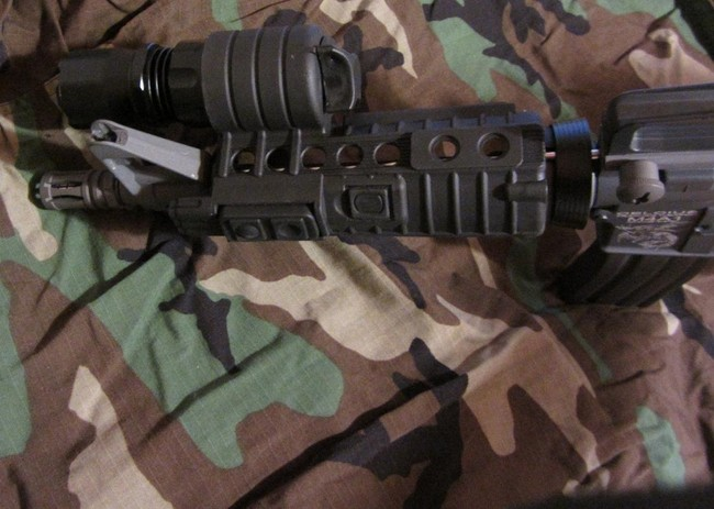 M4 rifle Element M500A