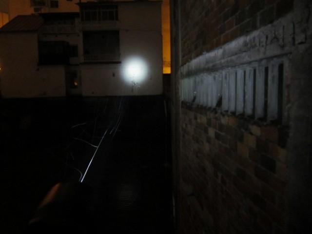 Review Element M500A alcance luz