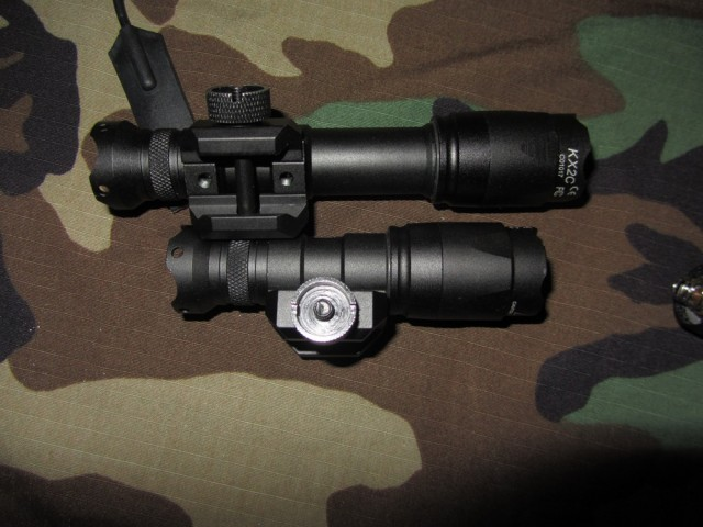 Element M300A M600C rail mount