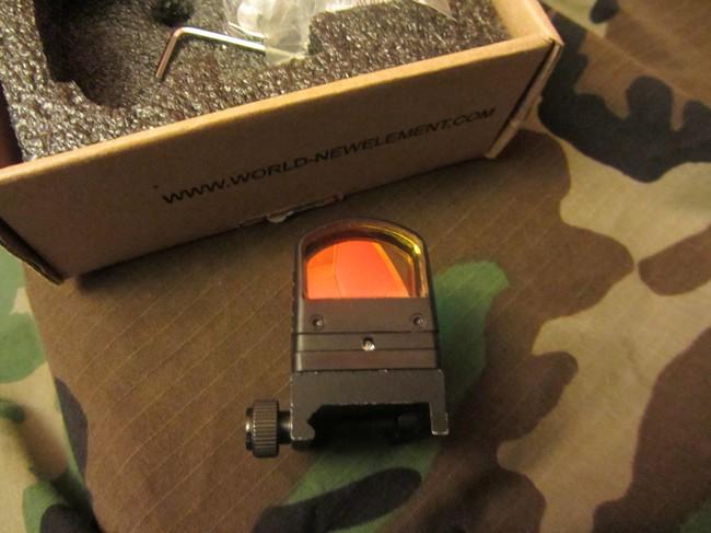 Element MRDS Sensor