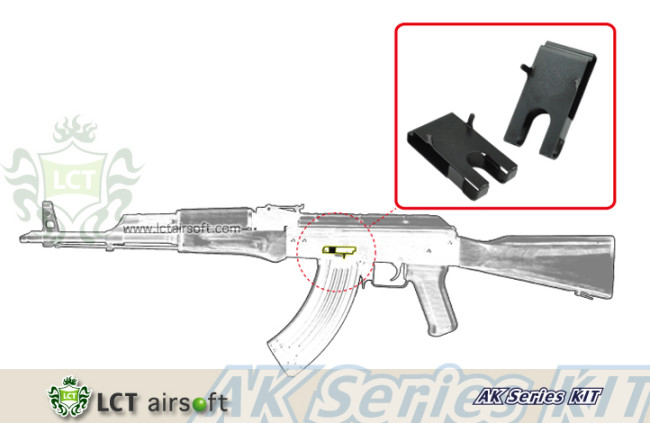 LCT PK 170 Magwell