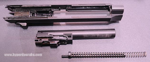 Tokyo Marui Beretta M9 ajustable hop up