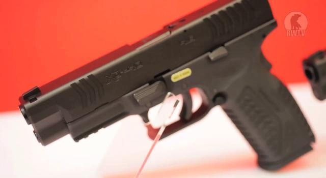 WE XDM GBB Pistol
