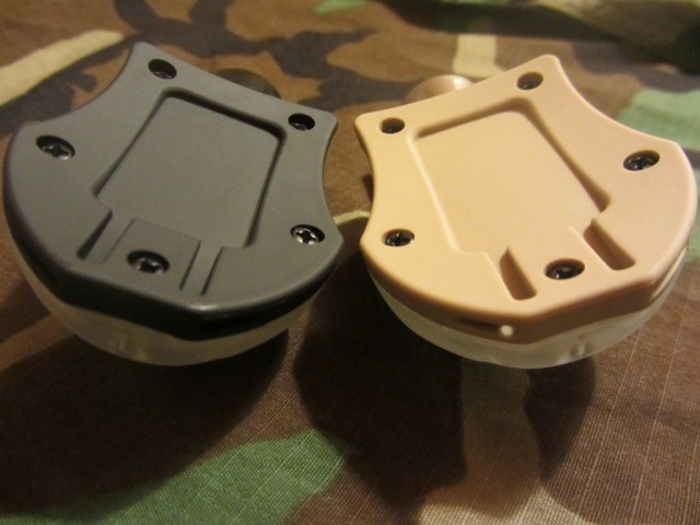 Element Manta Strobe base plate