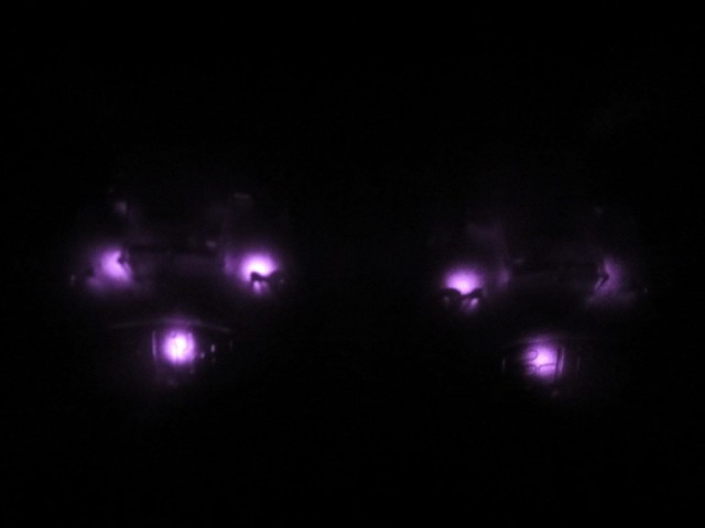 IR LED Manta Strobe
