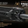 Madbull Airsoft sigue ampliando su enorme oferta de guardamanos para rifles M4 con su Madbull Airsoft Spike Bar rail.