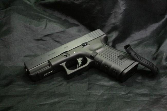 WE G19 GBB Pistol