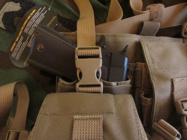 PAntac MCR Pistol holster