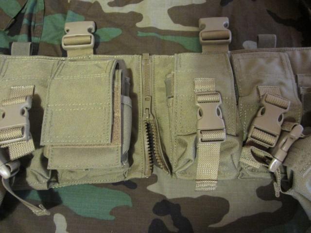 Pantac MCR zipper