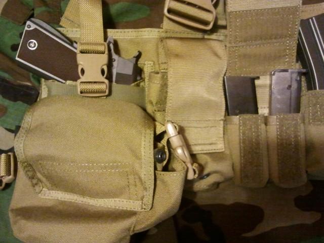 Review Pantac LBT 1961A pistol pouch