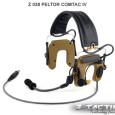 ZTatical nos muestra sus novedades para este mes de septiembre. Se trata de los Comtac 4 y el TCI Liberator Headset.