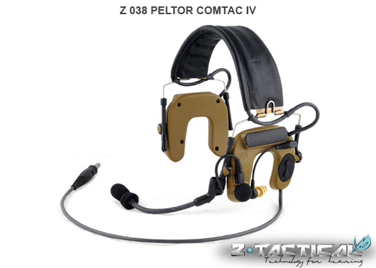 Z Tactical Comtac 4