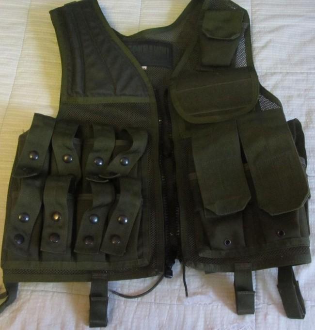 BlackHawk Omega Operator 40mm vest