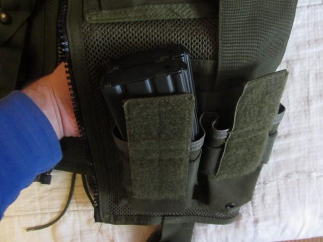 Blackhawk M4 mag pouch