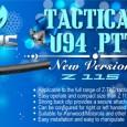 Más novedades de Z tactical en cuanto a PTTs! Dos más se suman a la lista de los que serán lanzados próximamente.