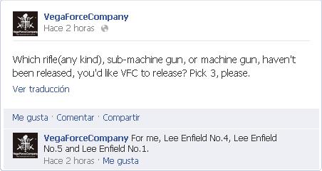 Encuesta Vega Force Company