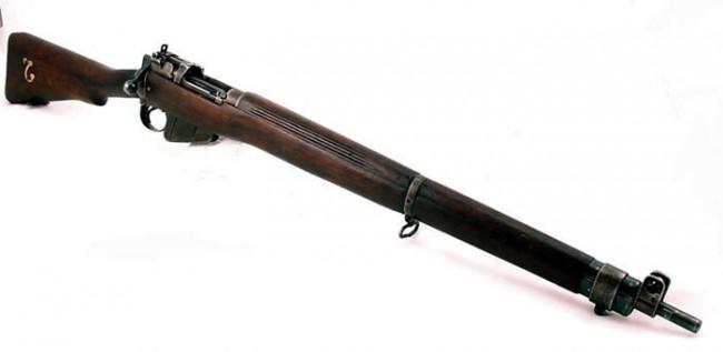 Lee Enfield rifle