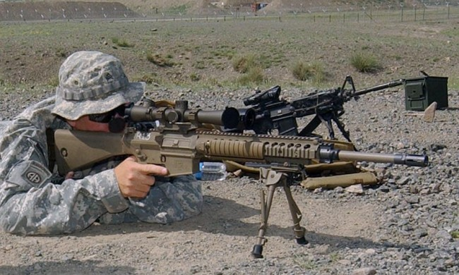 US Army XM110