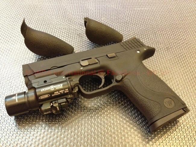 WE M&P GBB Pistol