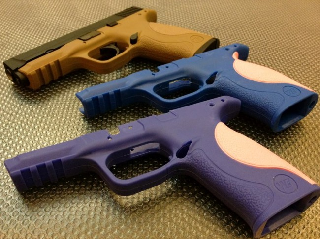 We M&P colors