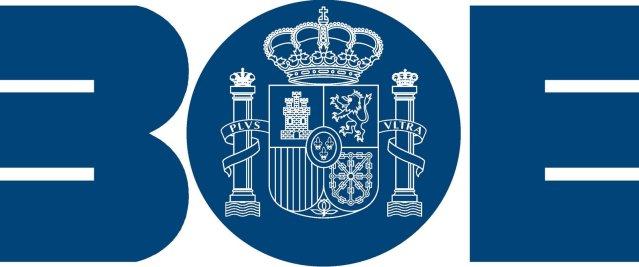BOE Boletin oficial del estado logo