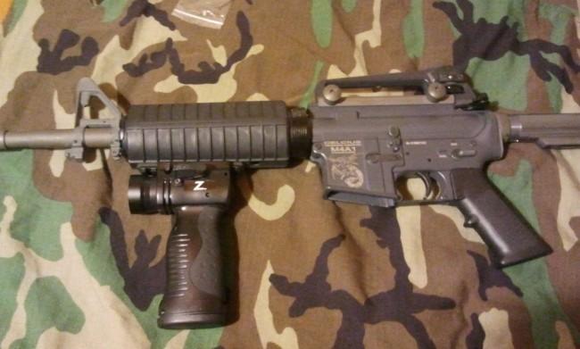 Celcius M4A1 STL-300J
