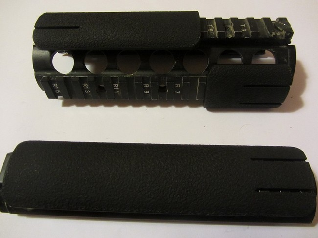 Element Airsoft Tango Down Scar Panel Black