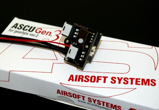 Airsoft Systems ASCU GEN3