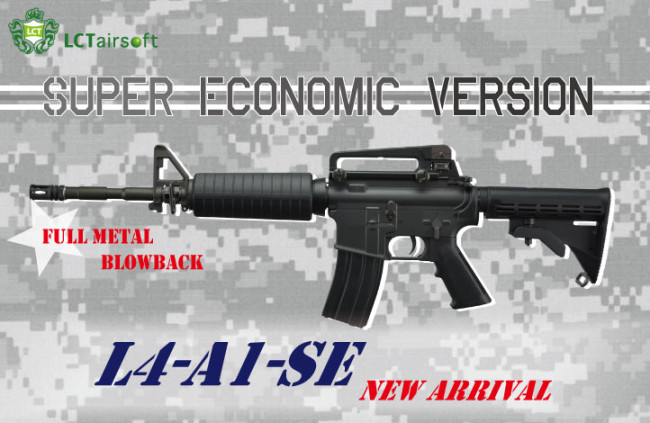LCT Airsoft L4-A1