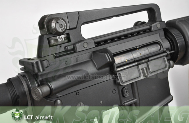 LCT Airsoft fake bolt blowback