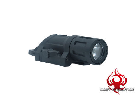 Review night evolution Weapon Mounted Light
