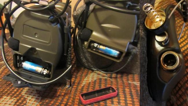 Review Z-Tactical Comtac Sordin battery case