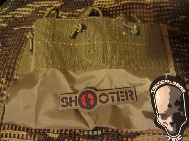 ShooterCBgear TMC Kangaroo pouch 6094