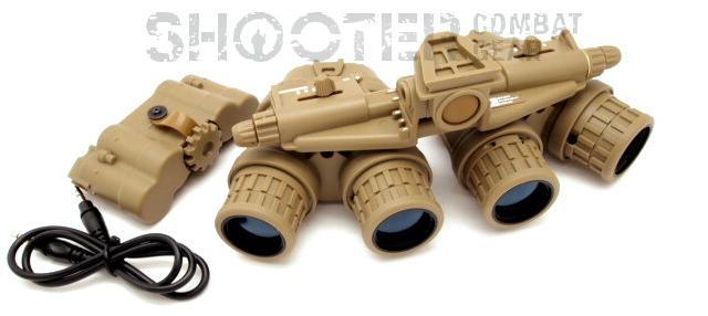 ShooterCBGear PVG-18 Concurso