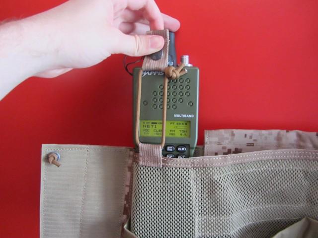 Flyye 6094 radio pouch prc 152