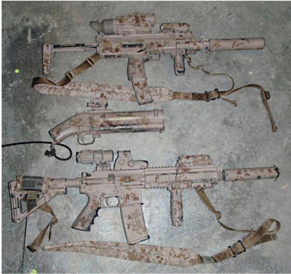 No Easy Day Devgru weapons AOR1
