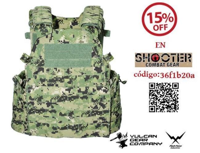 ShooterCBGear VGC 6094 AOR2 codigo descuento