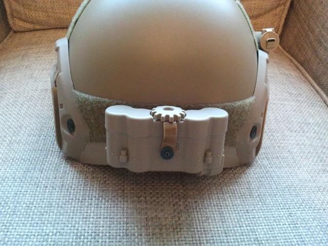 Review FAST Helmet gpnvg-18