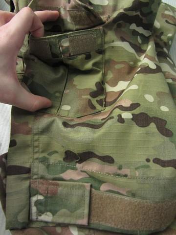 EG Multicam ankle pocket